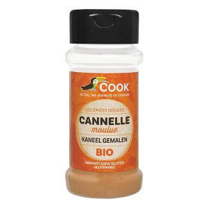 COOK – CANNELLE POUDRE – 35G