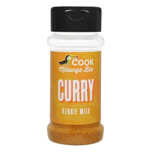 COOK – CURRY POUDRE – 35G